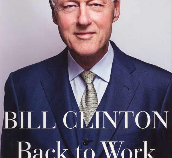 Bill Clinton – Back to work